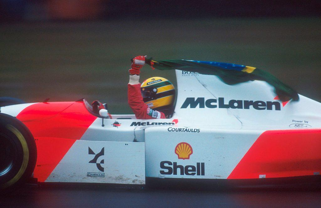 Легенде 50 лет. Команда McLaren в Формуле 1 отмечает юбилей