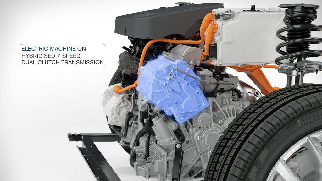 Volvo и новая гибридная платформа CMA - для Volvo V40