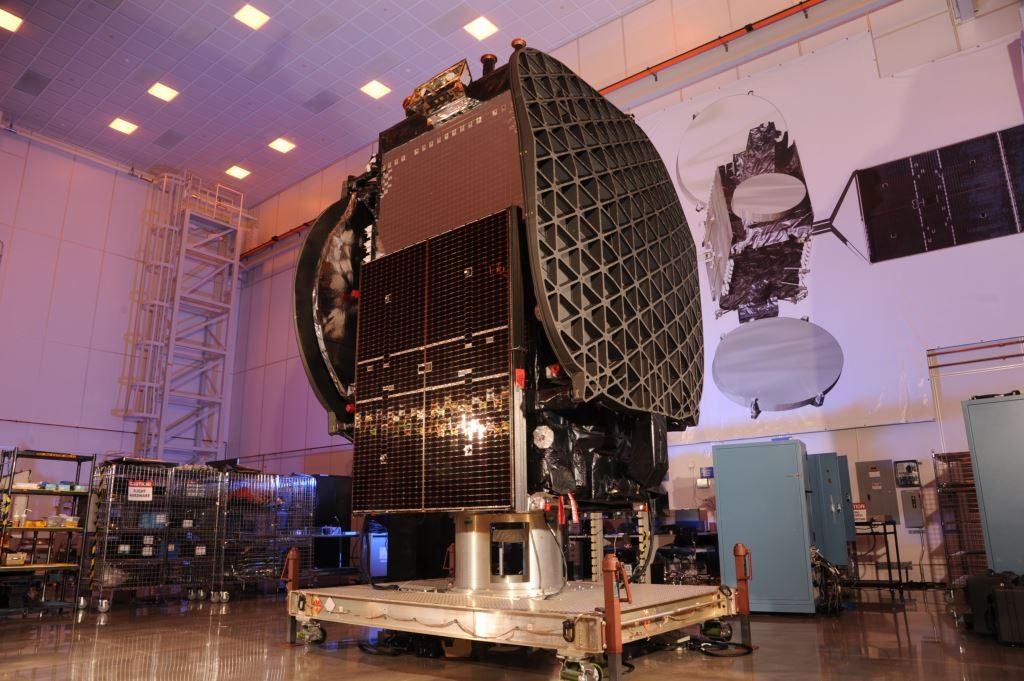 Спутник THAICOM 8 собран Orbital ATK