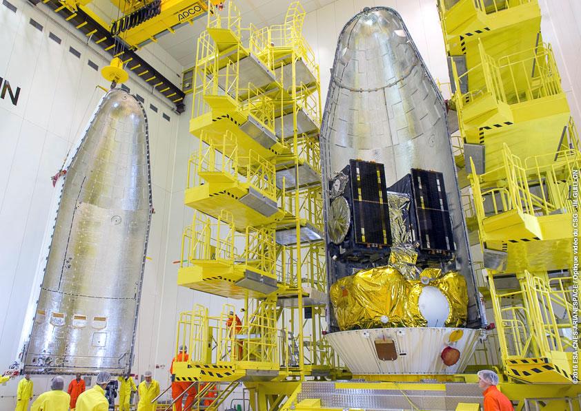 Спутники Galileo