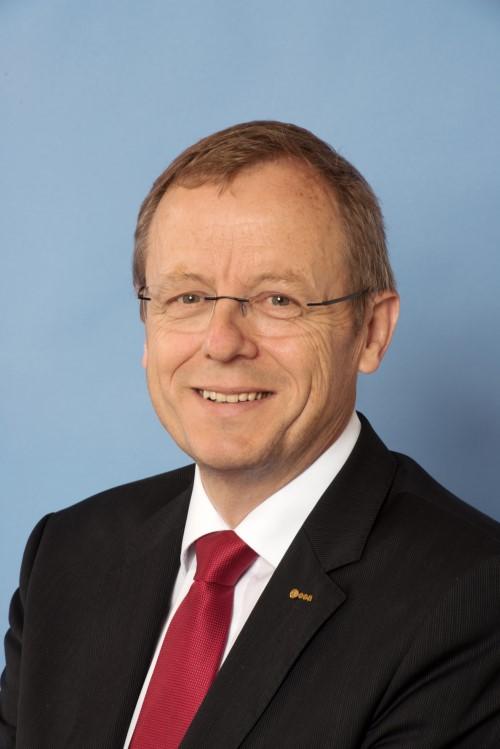Генеральный директор ESA Ян Вернер