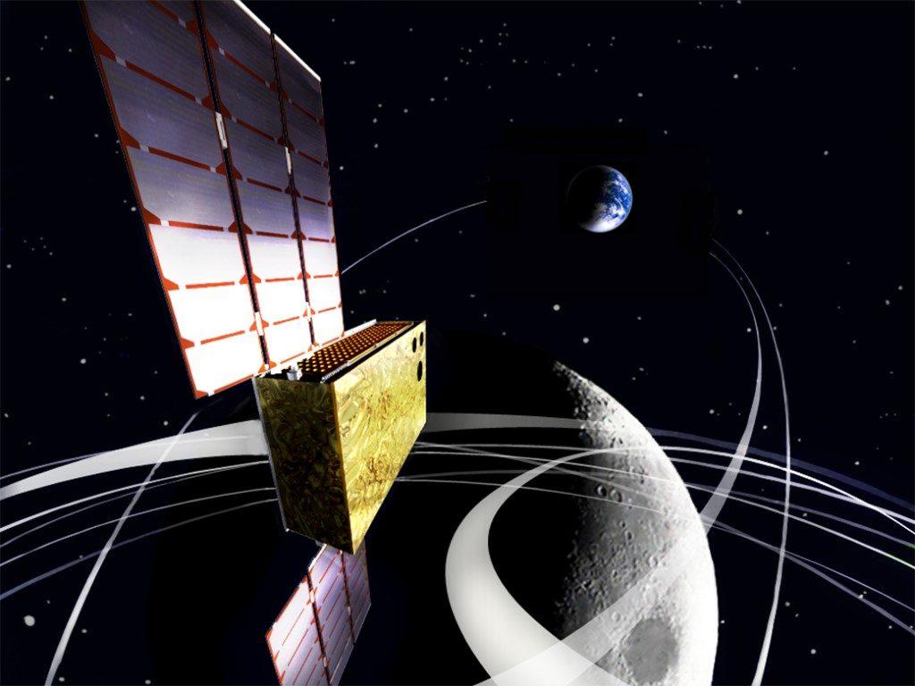 Спутник EQUULEUS - японcкое аэрокосмическое агентство JAXA