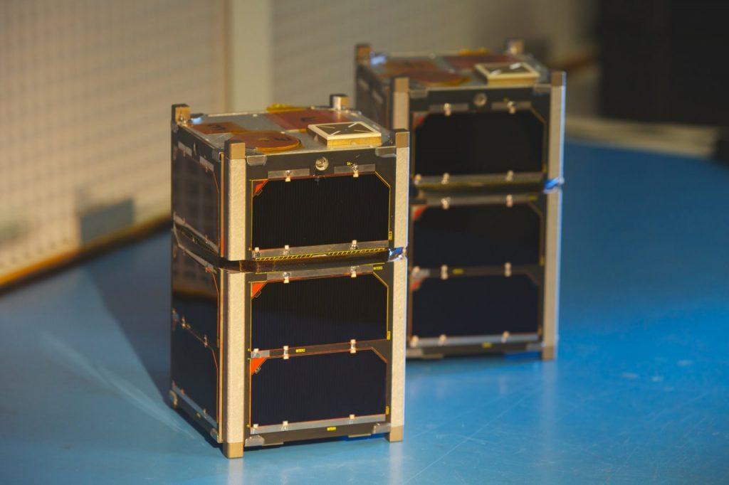 Спутник OMOTENASHI - японcкое аэрокосмическое агентство JAXA и Токийский университет