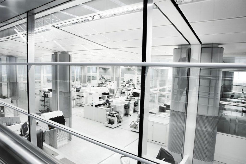 Центр прикладных разработок. Технологический центр и комплекс McLaren Technology Centre